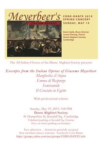 Meyerbeer's Italian Operas