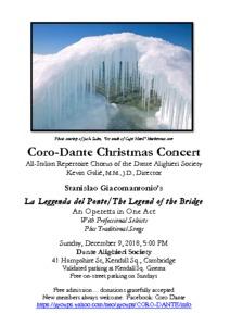 Christmas concert: La Leggenda del Ponte