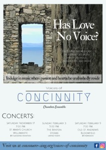 Has Love No Voice?