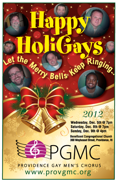 Happy HoliGays - Let the Merry Bells Keep Ringing...