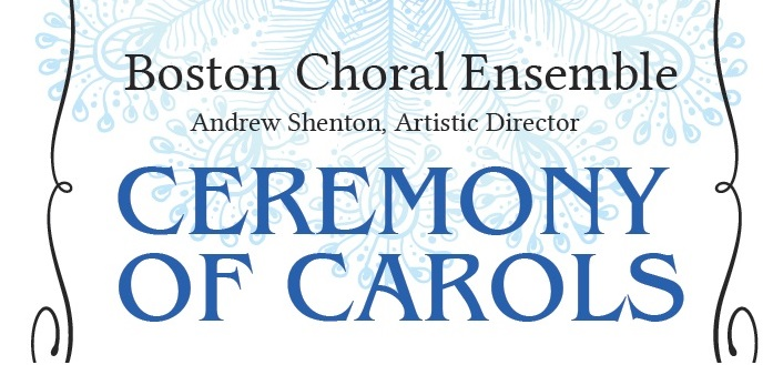 Choral Holiday - A Ceremony of Carols