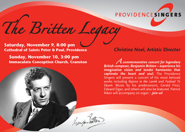 The Britten Legacy