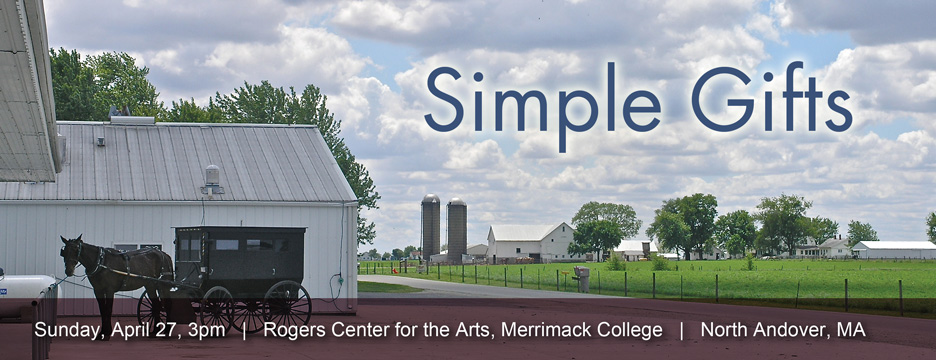 Simple Gifts: An American Musical Landscape