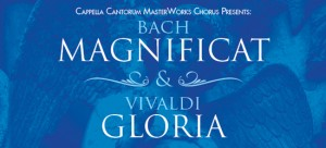 Bach Magnificat & Vivaldi Gloria