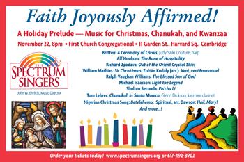 Faith Joyously Affirmed! A Holiday Prelude