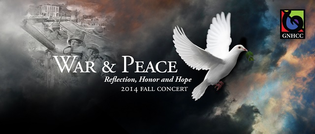 War & Peace — Reflection, Honor and Hope