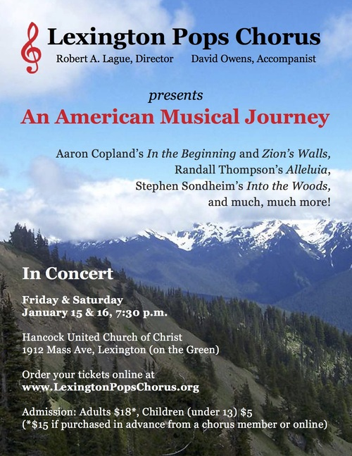 An American Musical Journey