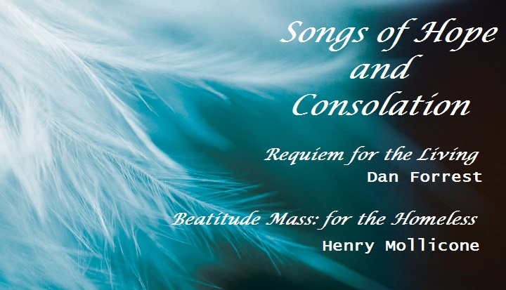 Songs of Hope and Consolation