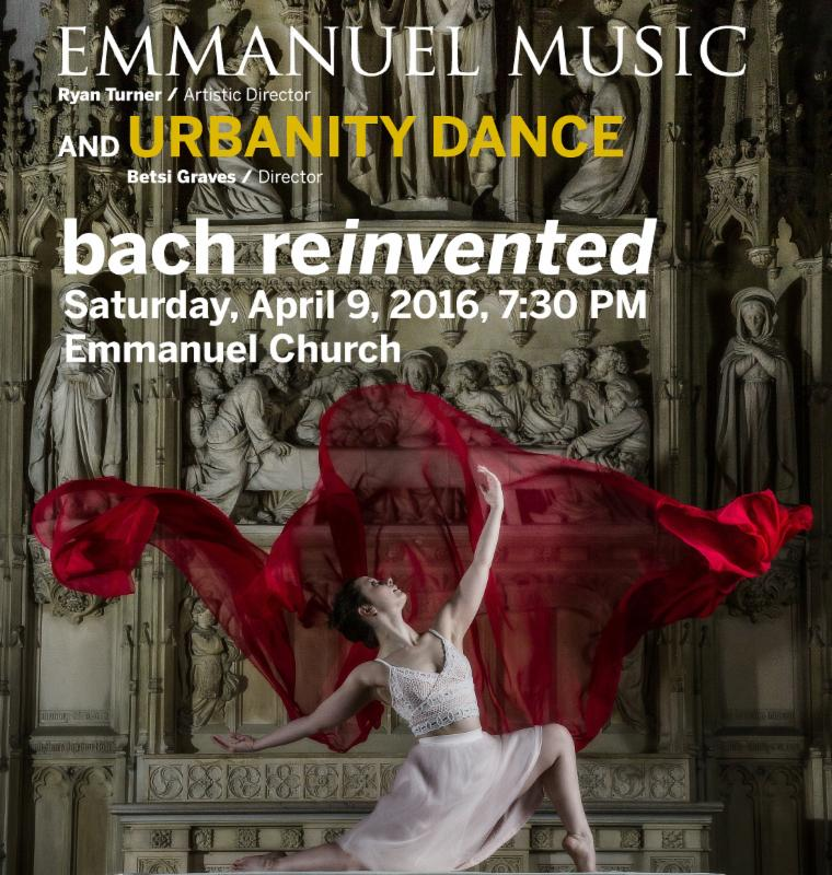 Bach Reinvented
