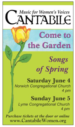 Come to the Garden: Songs of Spring