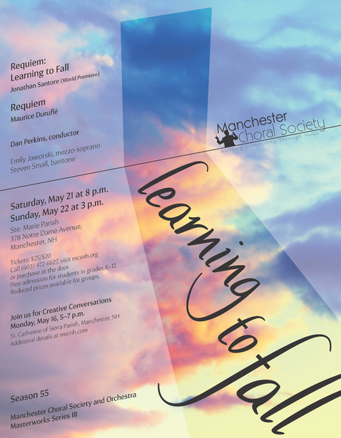 Creative Conversations about Masterworks Series III: Learning to Fall