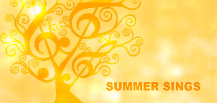 Summer Sing: Music by Randall Thompson