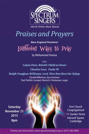 Praises and Prayers.