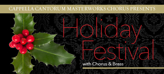 Holiday Festival with Chorus & Brass