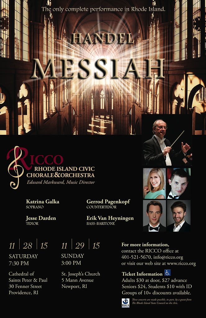 Handel's Messiah!