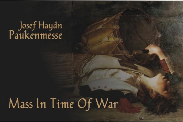 Summer Sing Haydn Paukenmesse (Kettledrum Mass) in Nashua