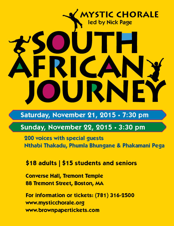 South African Journey