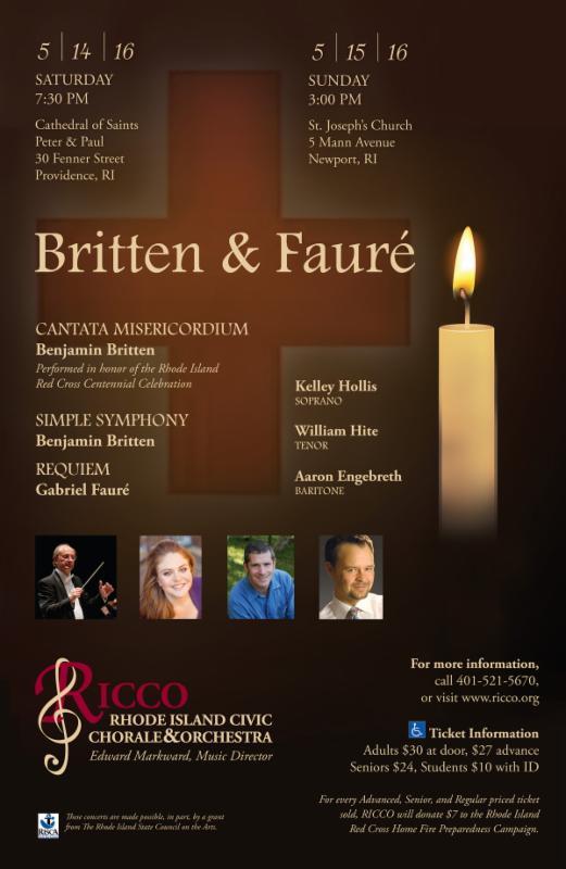 Britten & Fauré