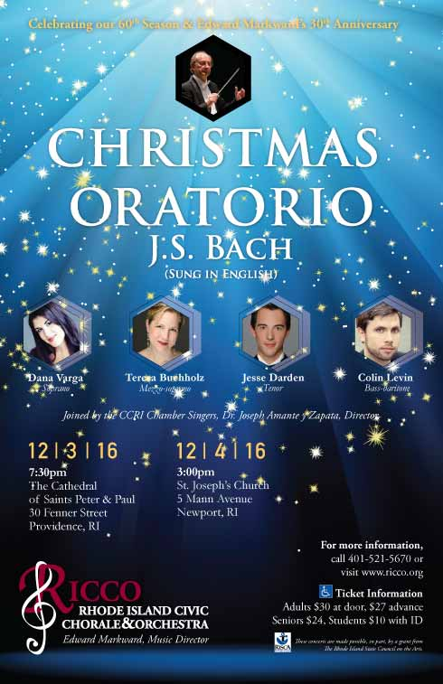 Jubilant Bach Christmas