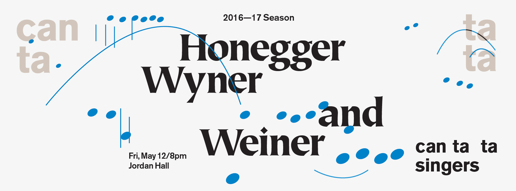 Honegger, Wyner, and Weiner