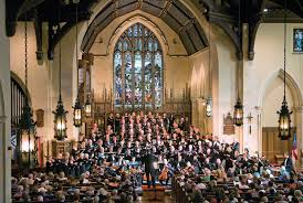 Greenwich Choral Society's Holiday Concert -