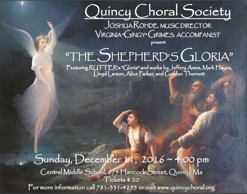 Holiday Concert: The Shepherd's Gloria