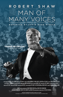 Film screening: Robert Shaw, Man of Many Voices