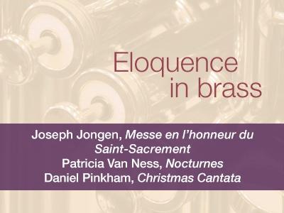 Eloquence in Brass.