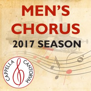Men's Chorus Concert