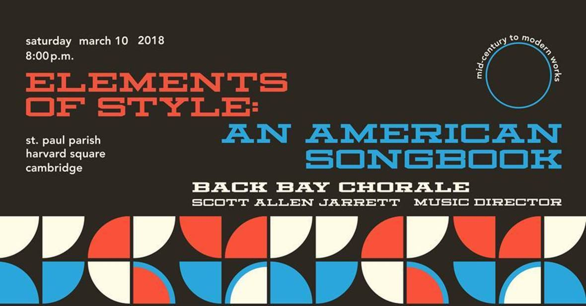 Elements of Style: An American Songbook