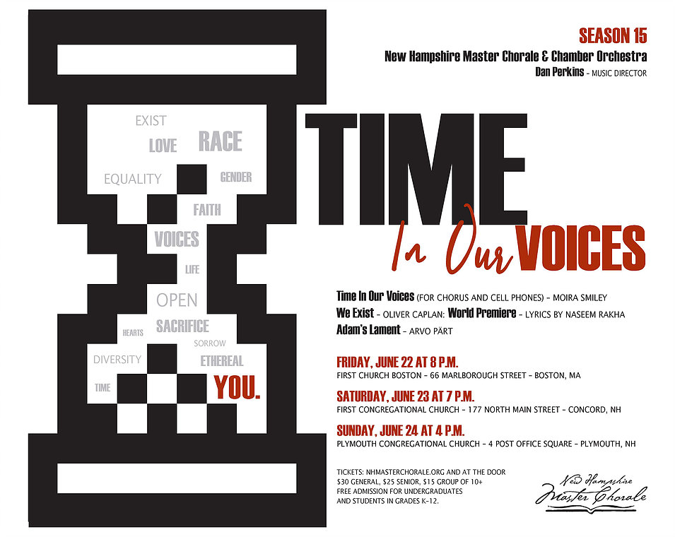 Time In Our Voices