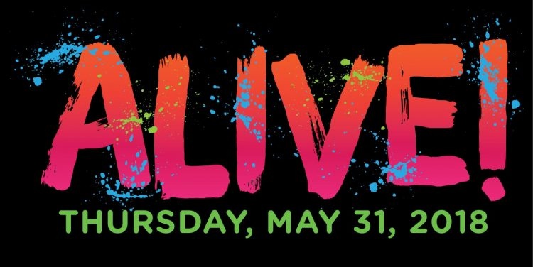 Express Yourself: Alive!