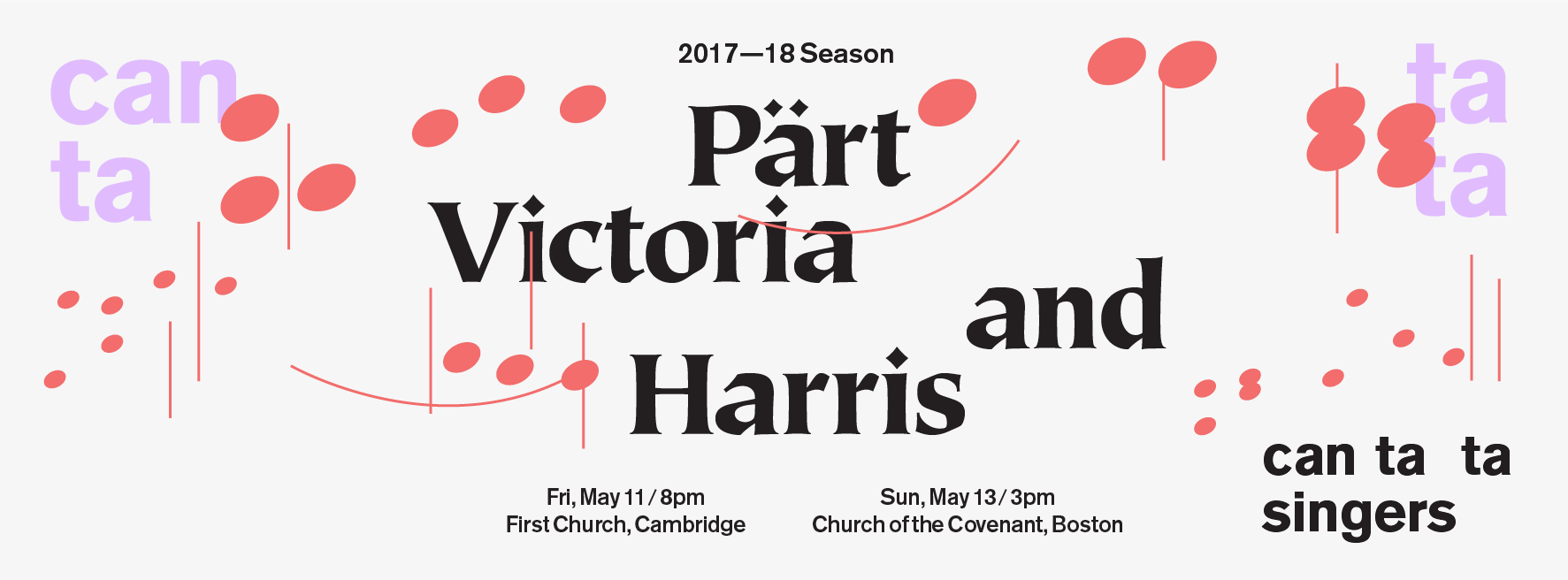 Pärt, Victoria, and Harris