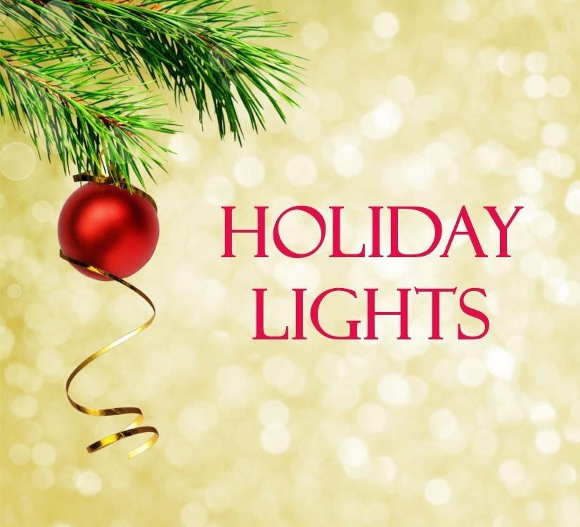 Holiday Lights 2017