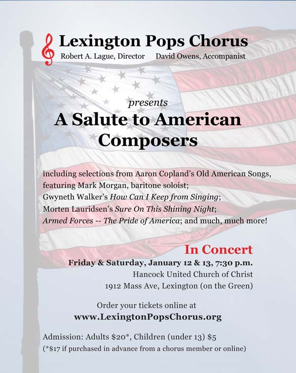 A Salute to American Composers