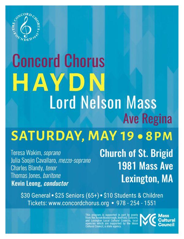 Haydn Nelson Mass