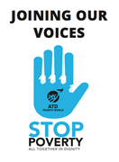 Joining Our Voices to Stop Poverty