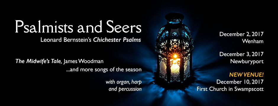 Psalmists and Seers: Chichester Psalms