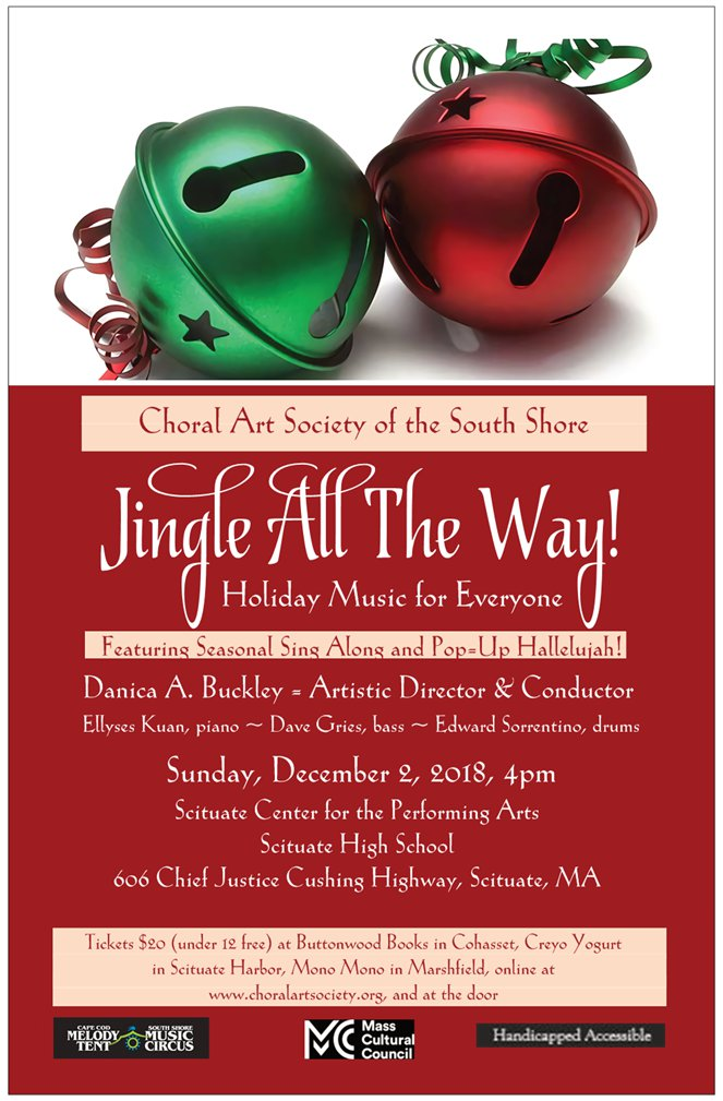 Jingle All The Way! Holiday Music for Everyone