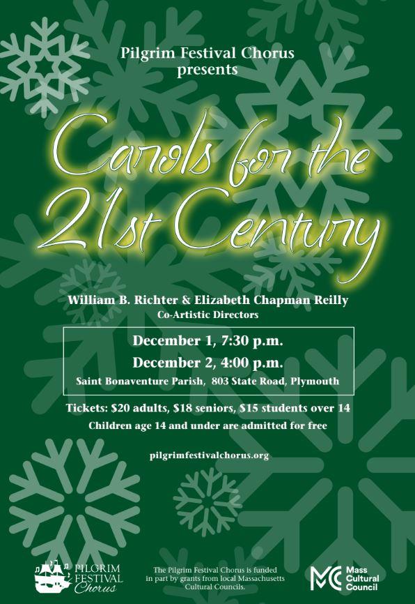 Carols for the 21st century