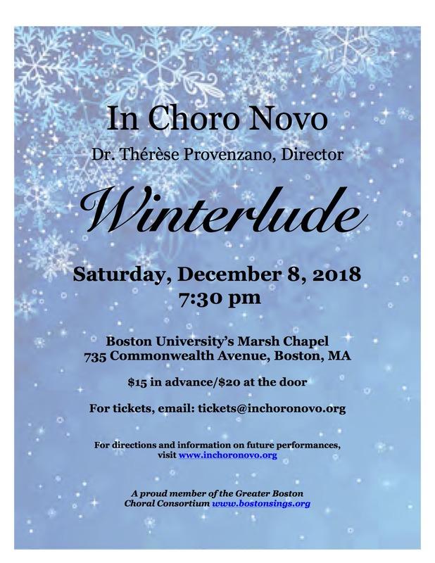 Winterlude Concert