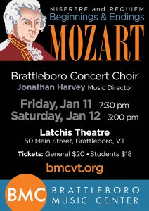 Mozart, Beginnings and Endings