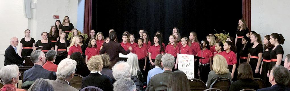 Worcester Children's Chorus