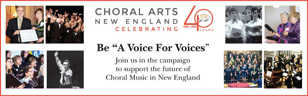 "Campaign ""A Voice For Voices"""