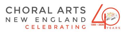 Choral Arts New England, 1980-2020