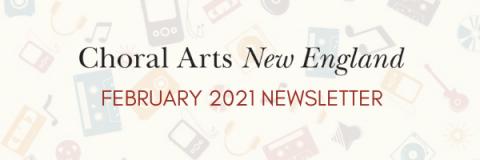 CANE February 2021 Newsletter heading