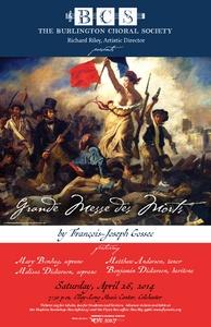 François Joseph Gossec: Requiem Mass (1760) for chorus and orchestra