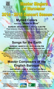 """""""Myriad Colors"""" featuring Mass in Blue"""