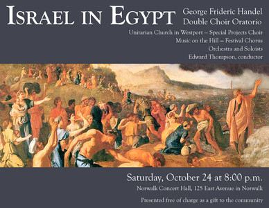G.F. Handel: Israel in Egypt