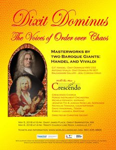 Dixit Dominus – The Voices of Order Over Chaos